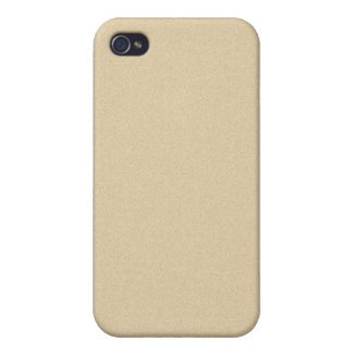 Soft Natural Sand Background iPhone 4/4S Covers