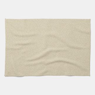 Soft Natural Sand Background Kitchen Towel