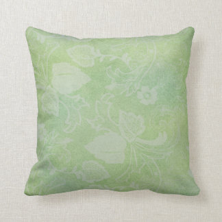Soft Pastel Throw Pillow