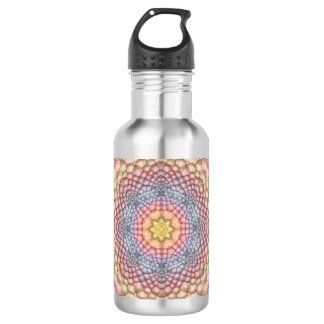 Soft Pastels Colorful Water Bottles 532 Ml Water Bottle