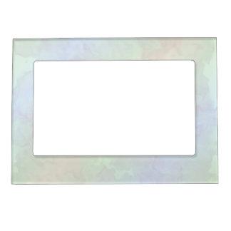 Soft Pastels Frame Magnets