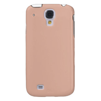 Soft Peach iPhone3G Samsung Galaxy S4 Covers