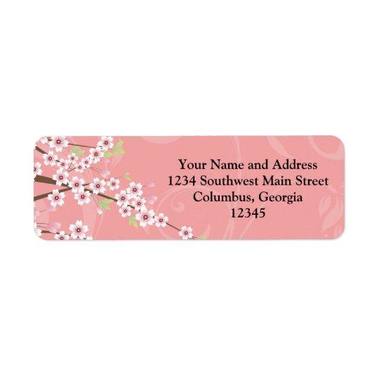 Soft Pink Cherry Blossom