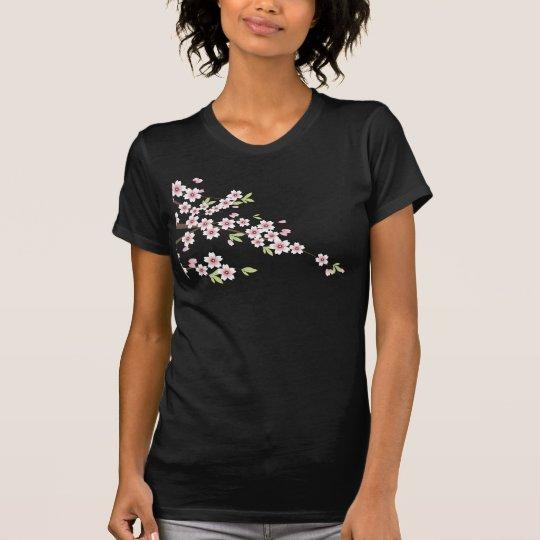 Soft Pink Cherry Blossom T-Shirt