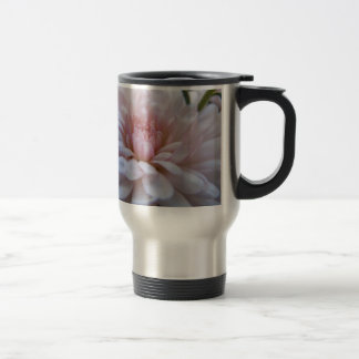 Soft Pink Chrysanthemum Mugs