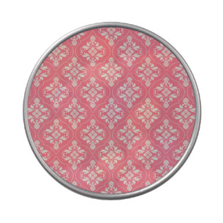 Soft Pink Damask jpg Jelly Belly Candy Tin