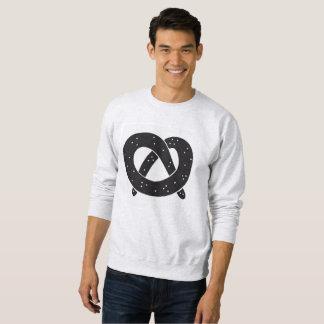 Soft Pretzel Men's Sweatshirt