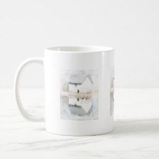 Soft Reflections - Customized Basic White Mug