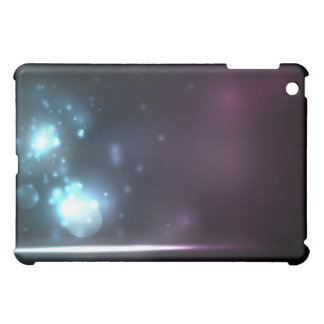 Soft Shining Particles iPad Mini Cover
