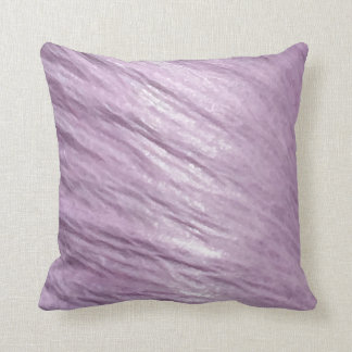 Soft & Silky Pastel Pink Cushion