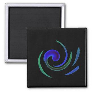 Soft Swirl Magnet