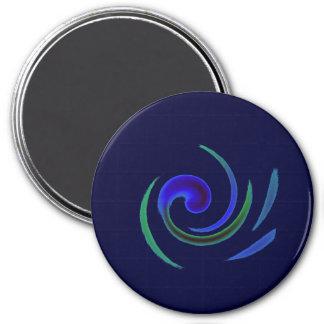 Soft Swirl Magnets