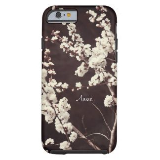 Soft Tones Cherry Blossoms Tough iPhone 6 Case