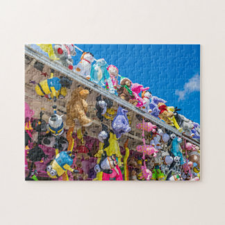 Soft toys photo puzzle