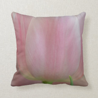 Soft Tulips Cushion