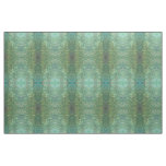 Soft Water Colour Blues & Greens Fabric by the