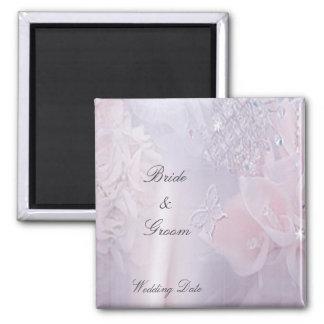 Soft Wedding Favor Magnet