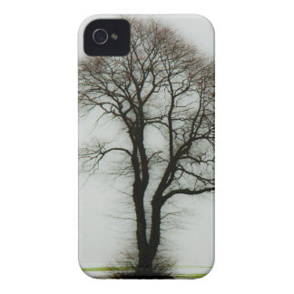 Soft winter tree iPhone 4 Case-Mate cases