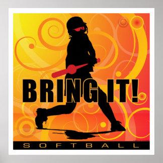 softball100 poster
