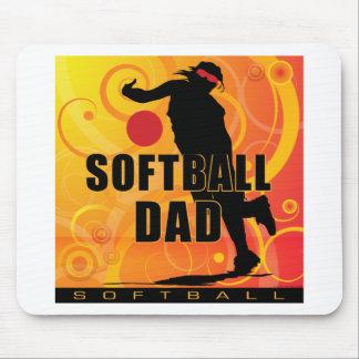 softball115 mouse mat