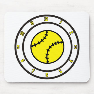 softball All Time Mouse Pads