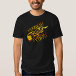 Softball Aunt (flame).png Tees