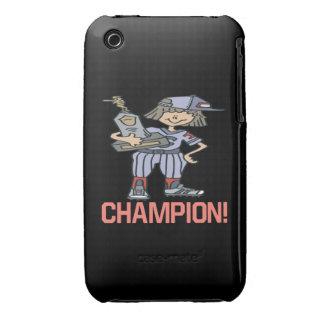 Softball Champion iPhone 3 Cover