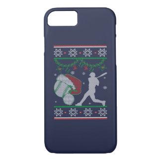 Softball Christmas iPhone 8/7 Case