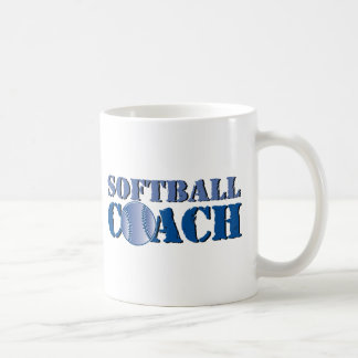 Softball Coach Coffee Mug