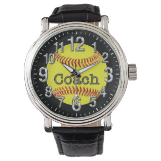 Softball Coach Gift Ideas, Cool Softball Watches