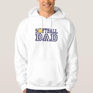 Softball Dad Hoodie