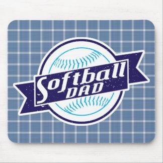 Softball Dad Mousemat