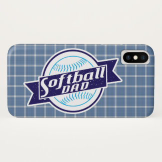 Softball Dad Phone Case