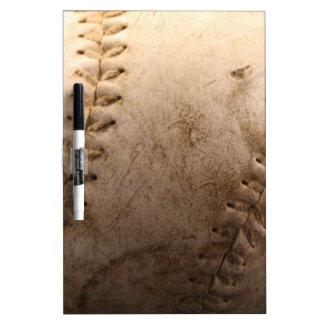 Softball Dry Erase Board