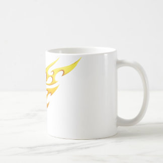 Softball Flame Coffee Mug