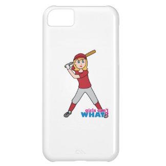 Softball Girl Case For iPhone 5C