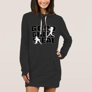 Softball Girls Sports Terminology Slogan Graphic Dress