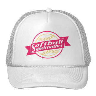 Softball Godmother Cap