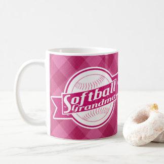 Softball Grandma Coffee Mug