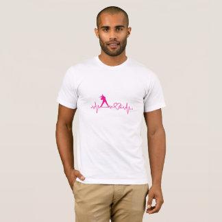 Softball Heartbeat T-Shirt