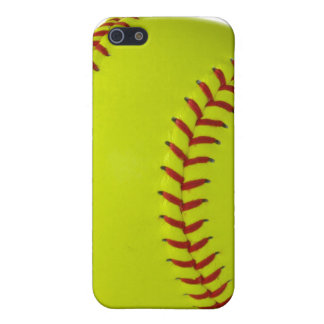 Softball IPhone Case Iphone 4 Case For The iPhone 5