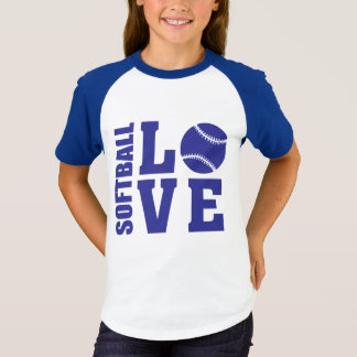 Softball Love, Softball T-Shirt