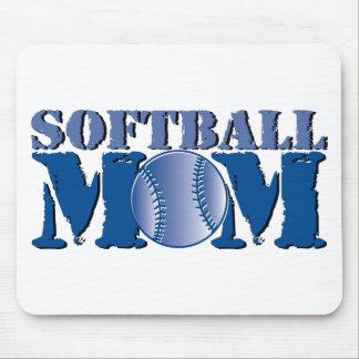 Softball Mom Mouse Mat