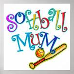 Softball Mum
