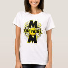 Softball Mum (cross) copy.png T-Shirt