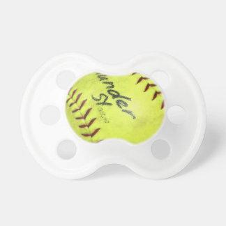 Softball Pacifier