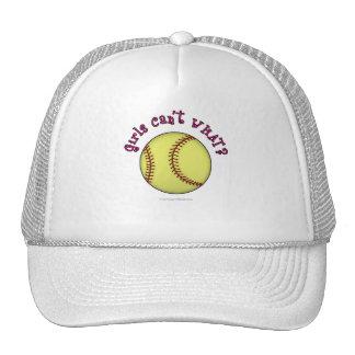 Softball-Pink Hats