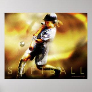 Softball_poster Poster