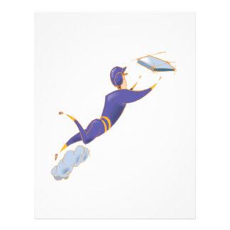 Softball Sliding 21.5 Cm X 28 Cm Flyer