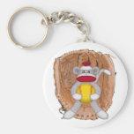 Softball Sock Monkey